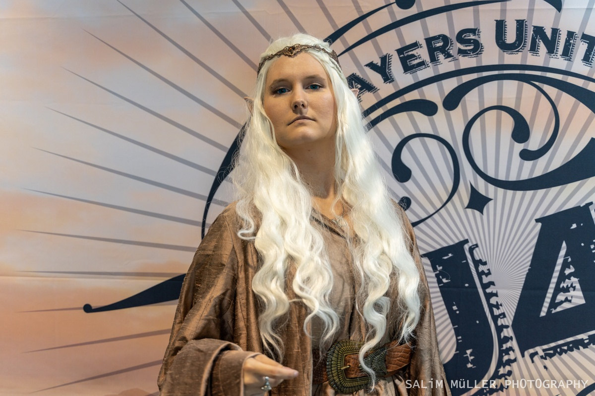 Zürich Game Show 2018 - Cosplay Tag 2 - 063
