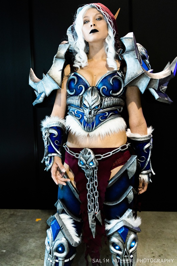 Zürich Game Show 2018 - Cosplay Tag 2 - 068