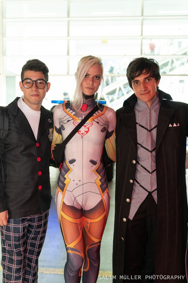 Zürich Game Show 2018 - Cosplay Tag 2 - 112
