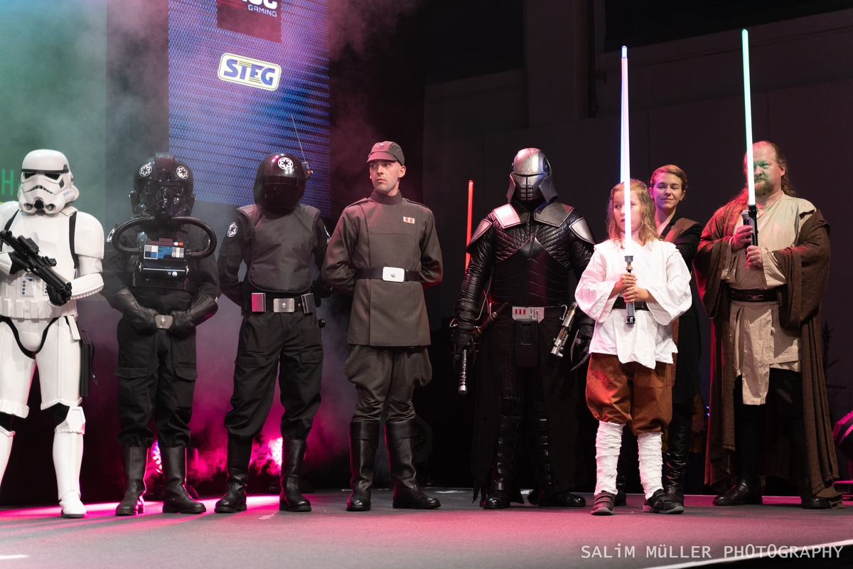 Zürich Game Show 2018 - Cosplay Tag 2 - 123
