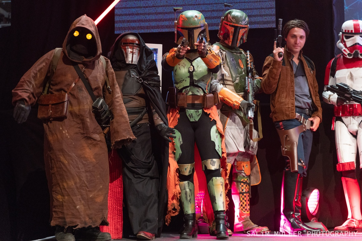 Zürich Game Show 2018 - Cosplay Tag 2 - 128