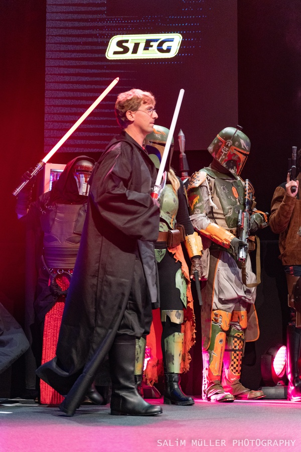 Zürich Game Show 2018 - Cosplay Tag 2 - 129