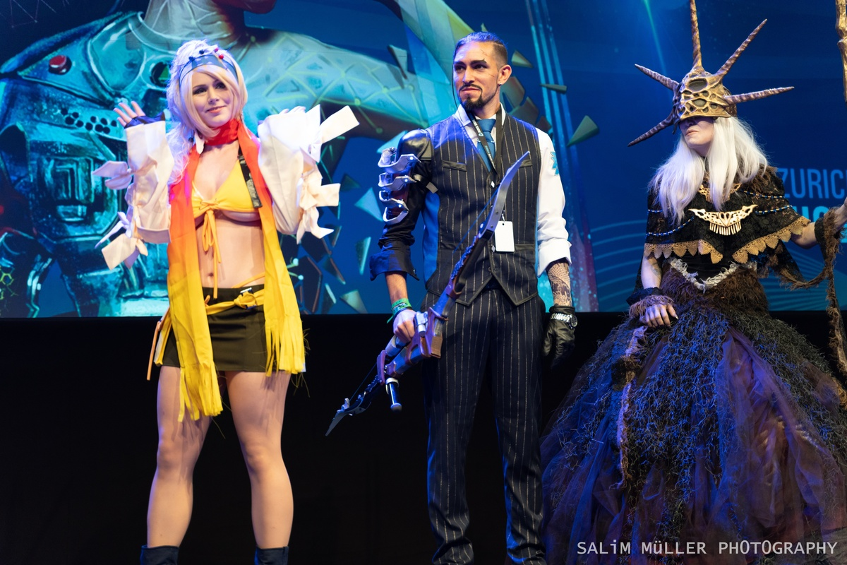Zürich Game Show 2018 - Cosplay Tag 2 - 154