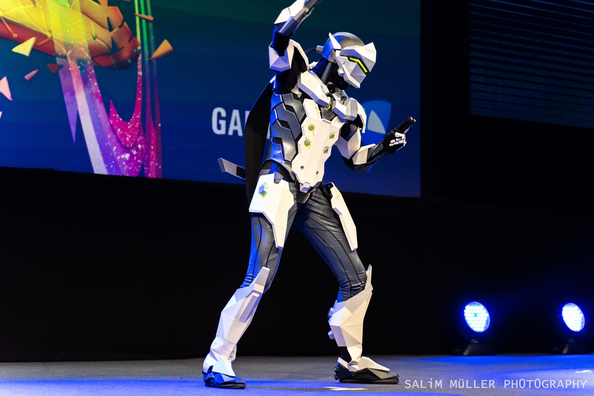Zürich Game Show 2018 - Cosplay Tag 2 - 159