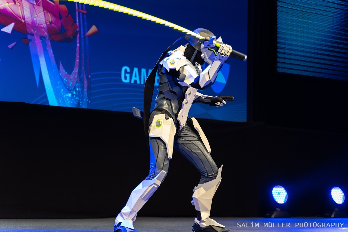 Zürich Game Show 2018 - Cosplay Tag 2 - 160