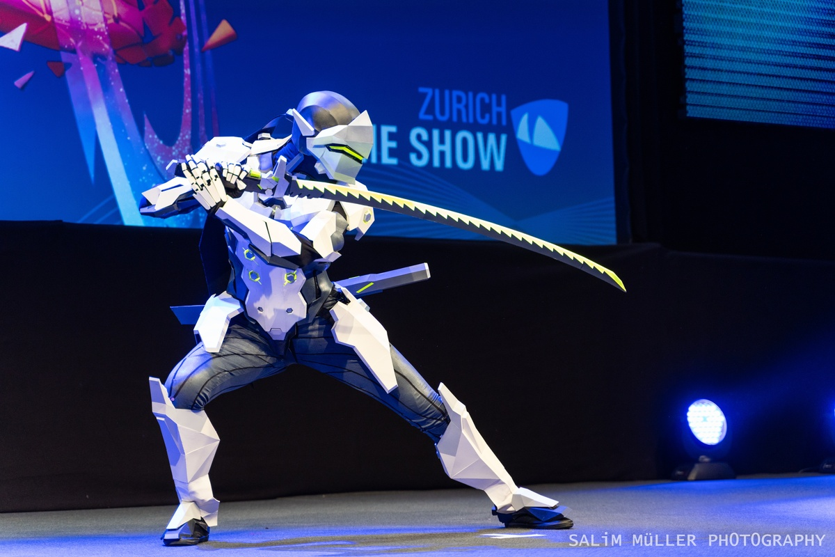 Zürich Game Show 2018 - Cosplay Tag 2 - 161