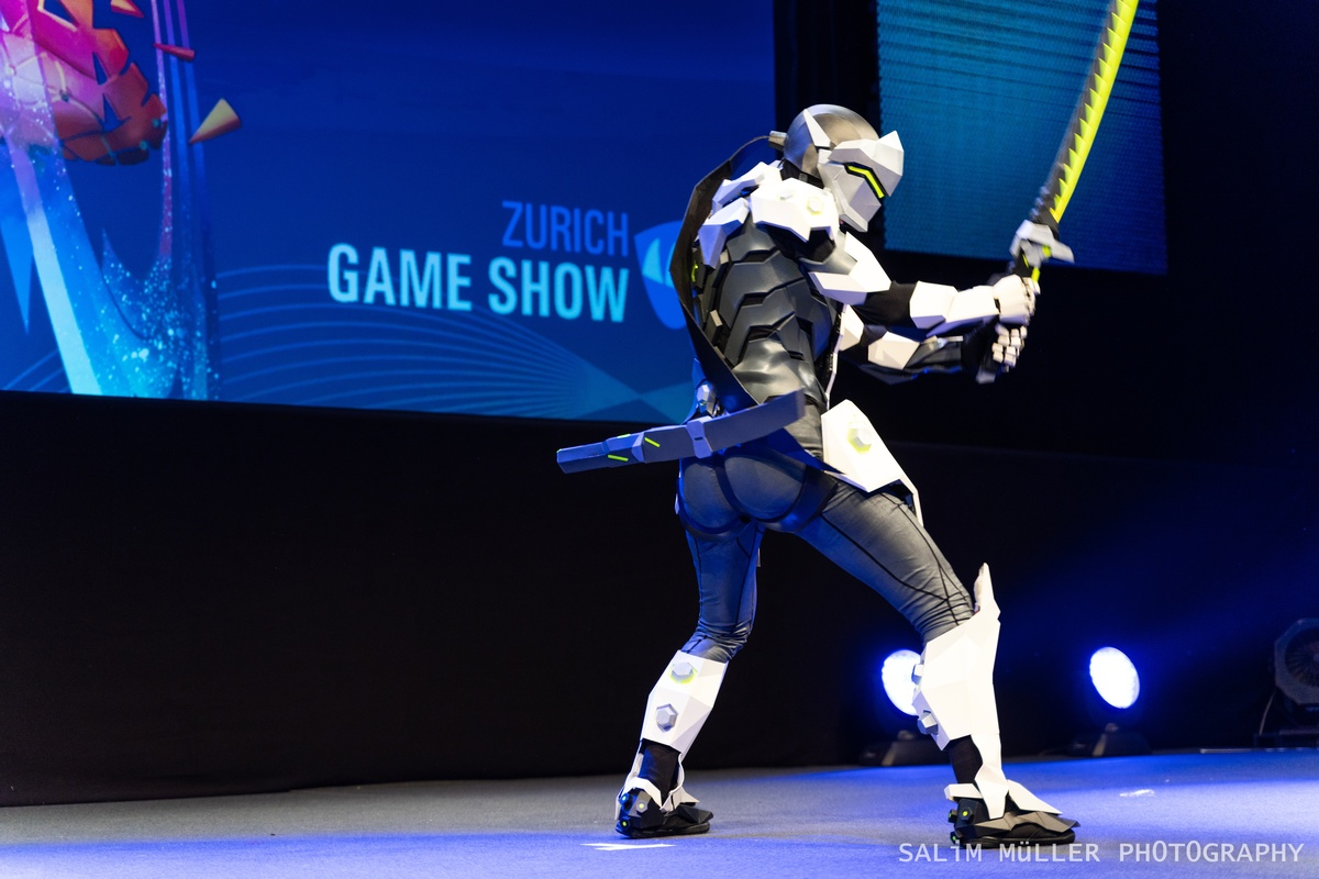 Zürich Game Show 2018 - Cosplay Tag 2 - 163