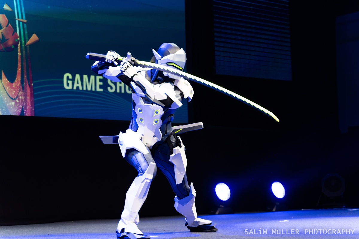 Zürich Game Show 2018 - Cosplay Tag 2 - 166