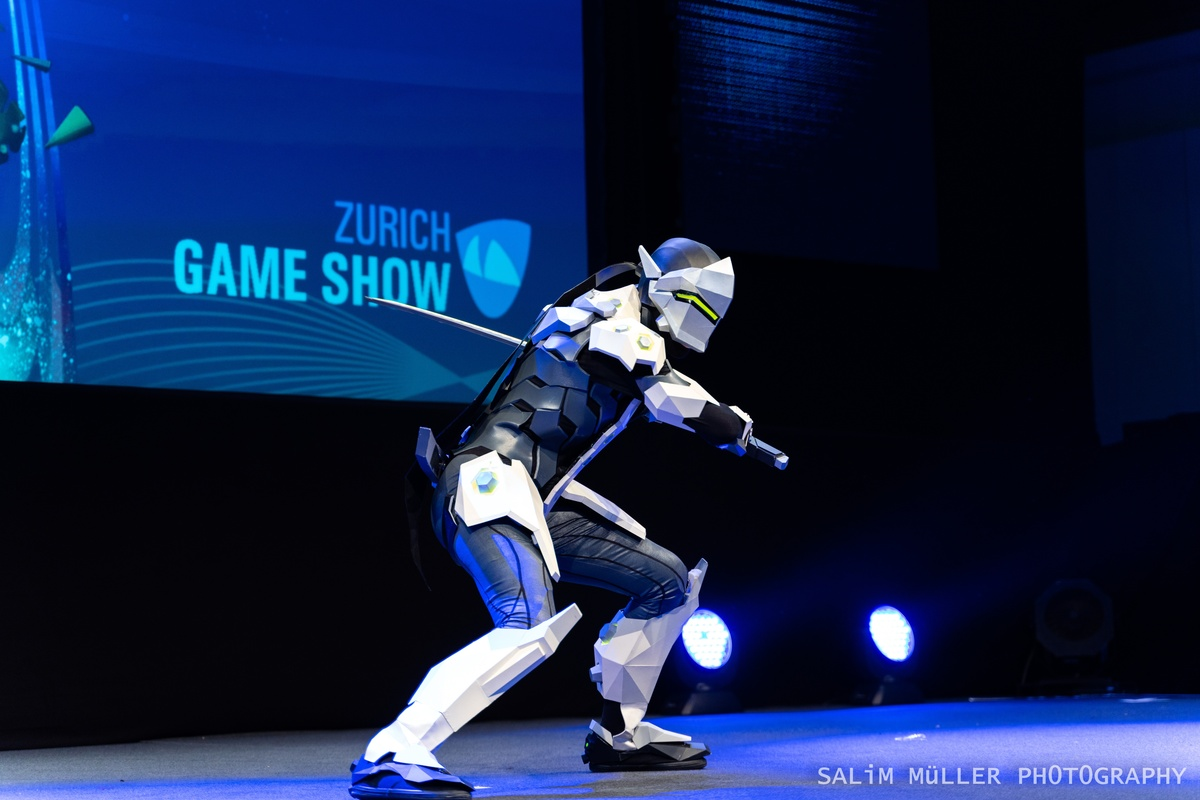 Zürich Game Show 2018 - Cosplay Tag 2 - 168