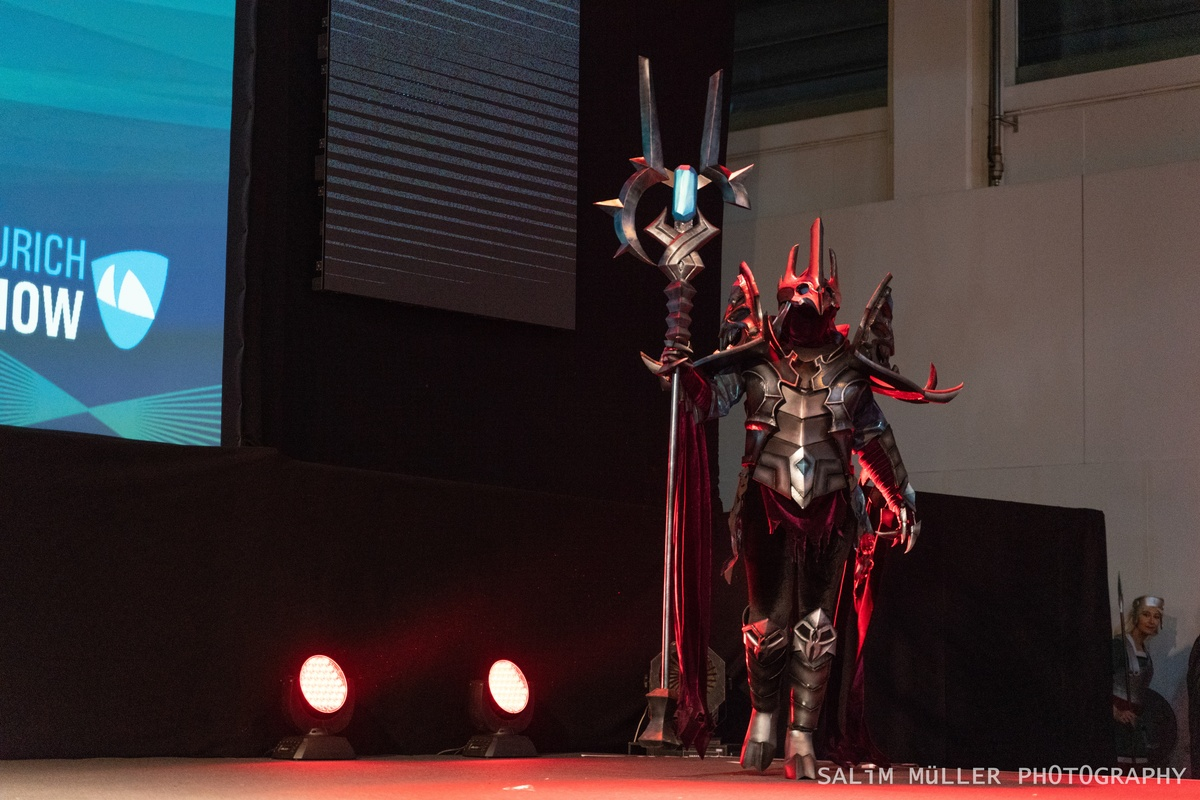 Zürich Game Show 2018 - Cosplay Tag 2 - 169