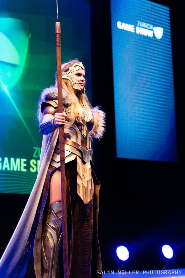 Zürich Game Show 2018 - Cosplay Tag 2 - 182