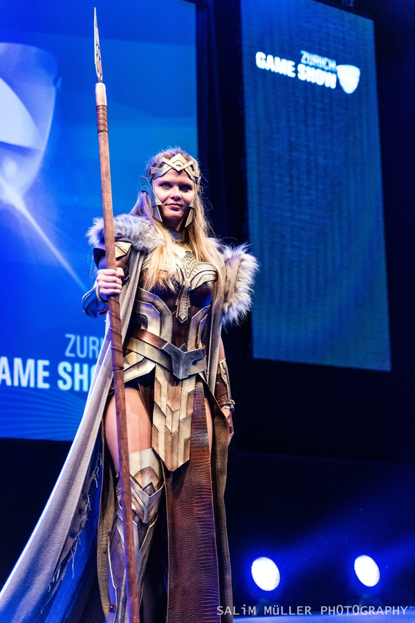 Zürich Game Show 2018 - Cosplay Tag 2 - 183