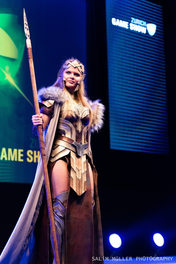 Zürich Game Show 2018 - Cosplay Tag 2 - 184