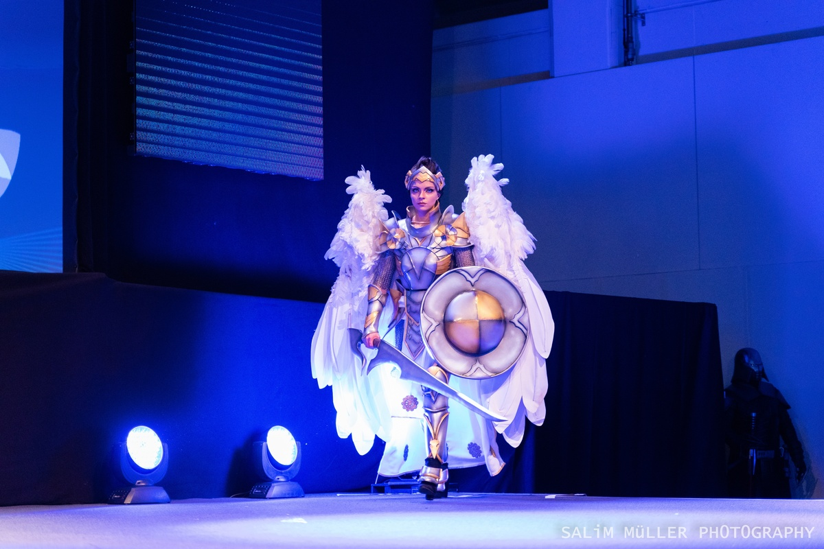 Zürich Game Show 2018 - Cosplay Tag 2 - 189