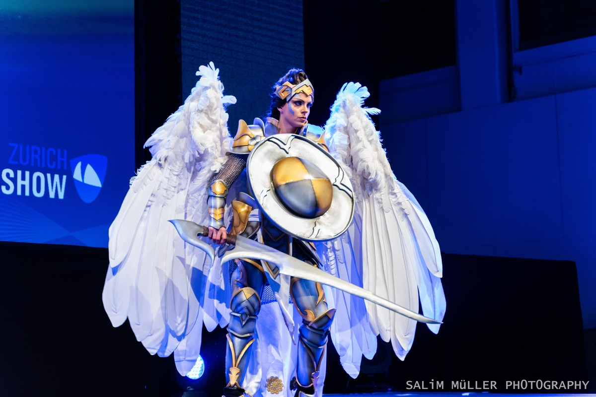 Zürich Game Show 2018 - Cosplay Tag 2 - 190