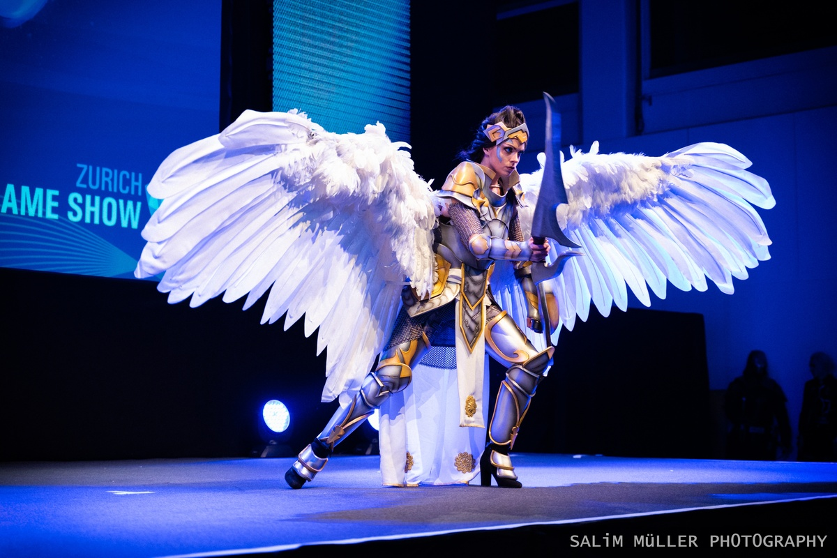 Zürich Game Show 2018 - Cosplay Tag 2 - 193