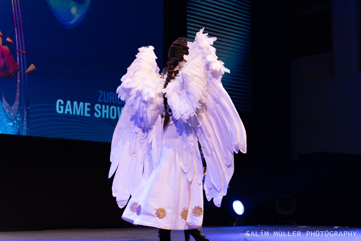 Zürich Game Show 2018 - Cosplay Tag 2 - 196