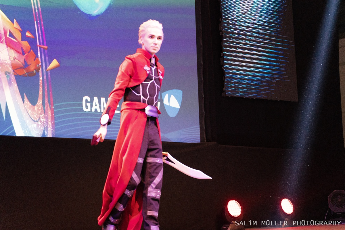 Zürich Game Show 2018 - Cosplay Tag 2 - 201