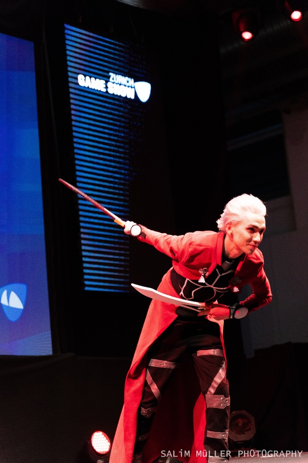 Zürich Game Show 2018 - Cosplay Tag 2 - 204