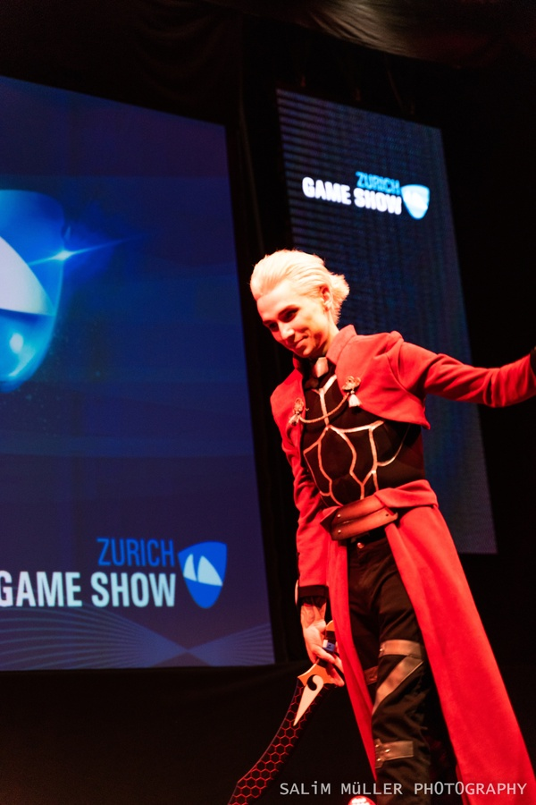Zürich Game Show 2018 - Cosplay Tag 2 - 205