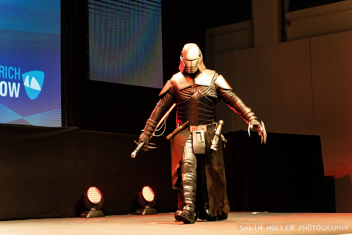 Zürich Game Show 2018 - Cosplay Tag 2 - 206