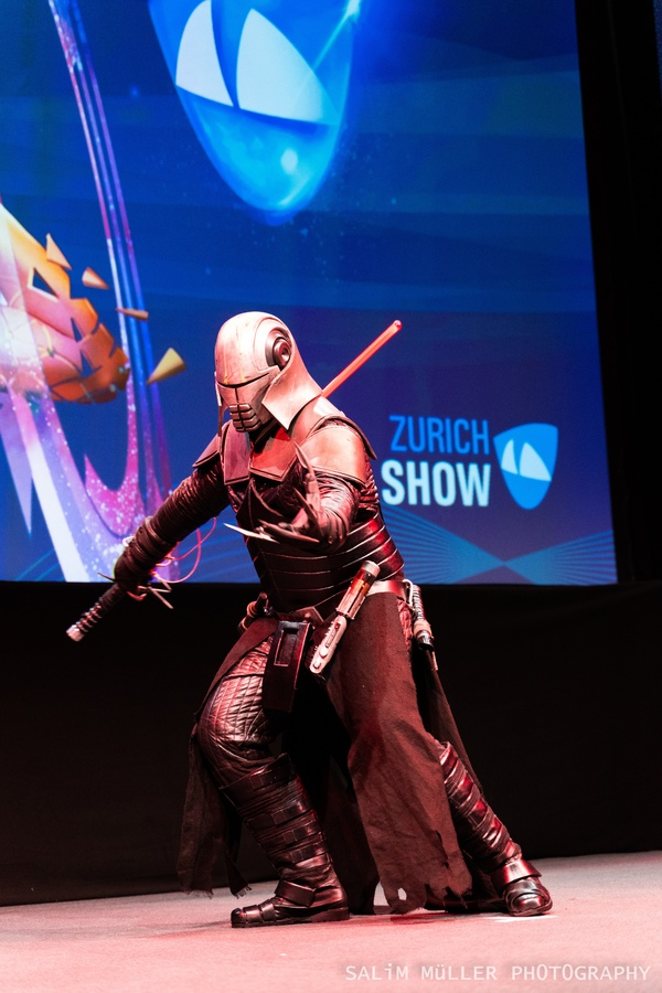 Zürich Game Show 2018 - Cosplay Tag 2 - 209