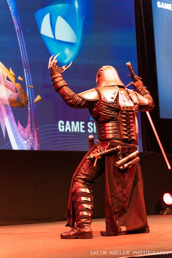Zürich Game Show 2018 - Cosplay Tag 2 - 212
