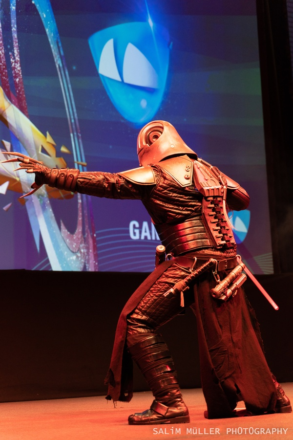 Zürich Game Show 2018 - Cosplay Tag 2 - 213