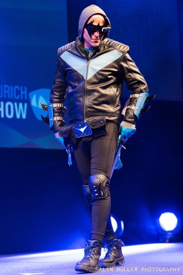 Zürich Game Show 2018 - Cosplay Tag 2 - 219