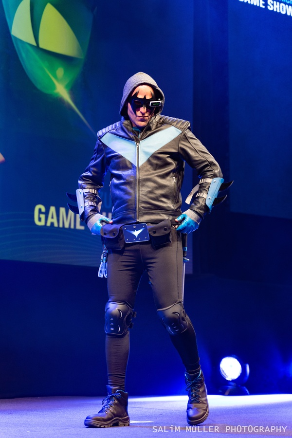 Zürich Game Show 2018 - Cosplay Tag 2 - 220