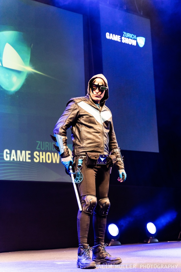 Zürich Game Show 2018 - Cosplay Tag 2 - 221