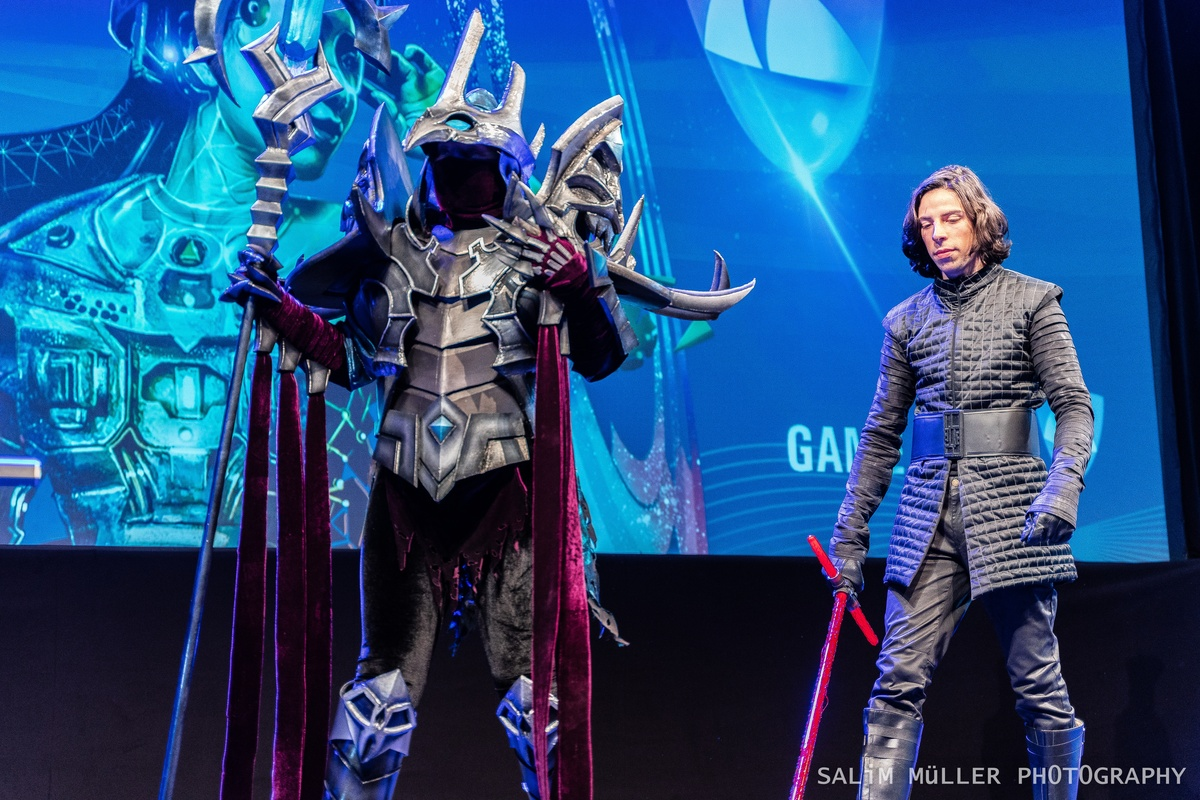 Zürich Game Show 2018 - Cosplay Tag 2 - 226