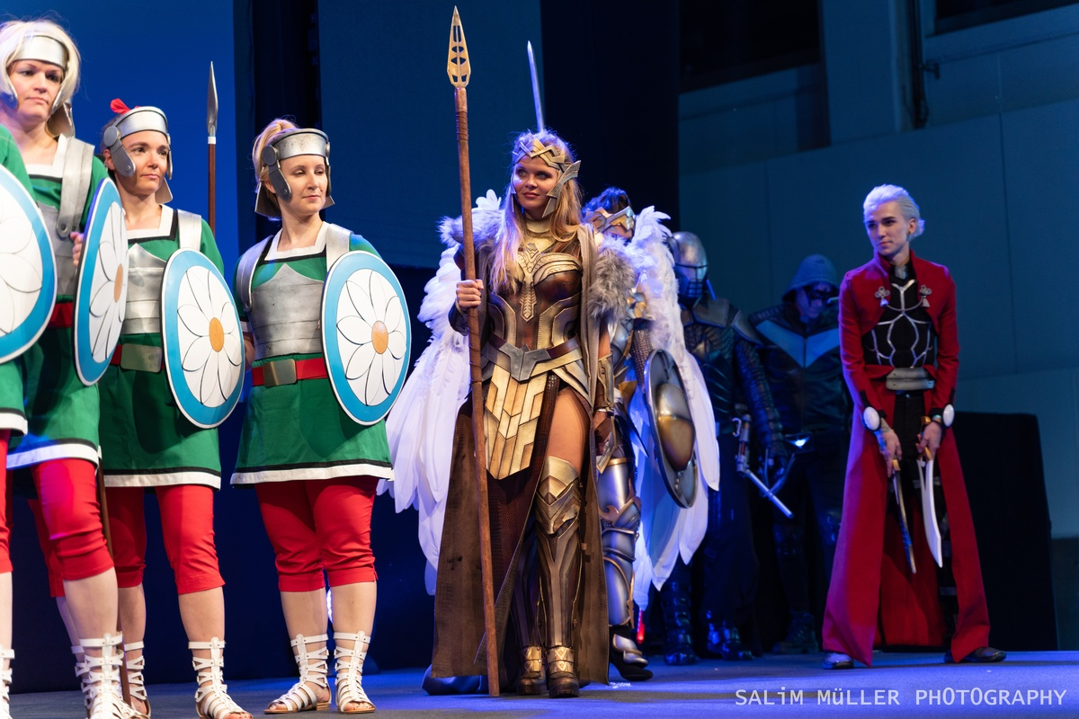 Zürich Game Show 2018 - Cosplay Tag 2 - 230