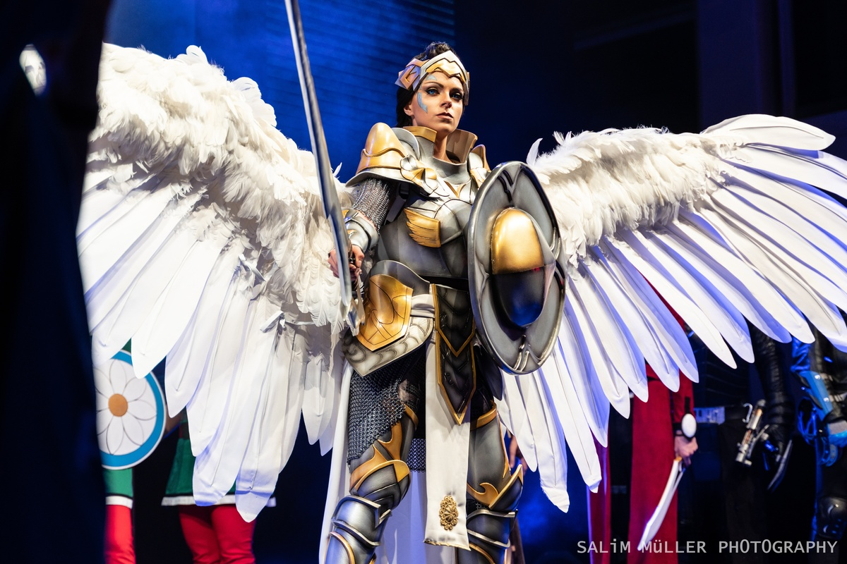 Zürich Game Show 2018 - Cosplay Tag 2 - 238