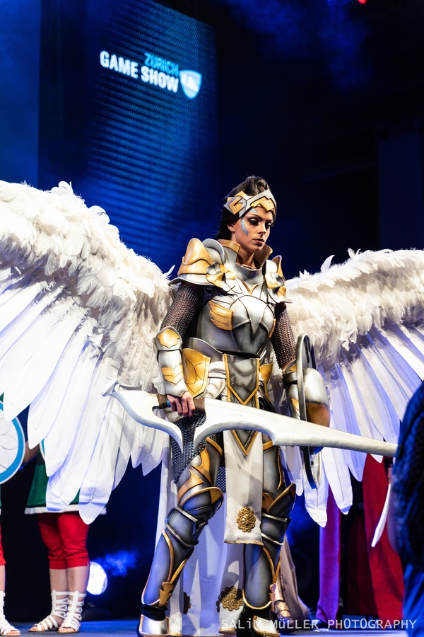 Zürich Game Show 2018 - Cosplay Tag 2 - 240