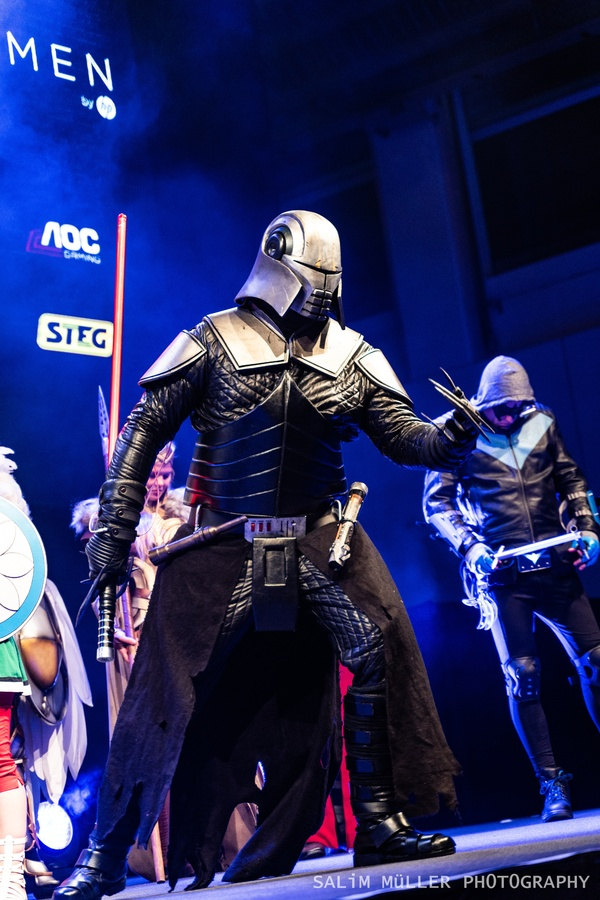 Zürich Game Show 2018 - Cosplay Tag 2 - 243