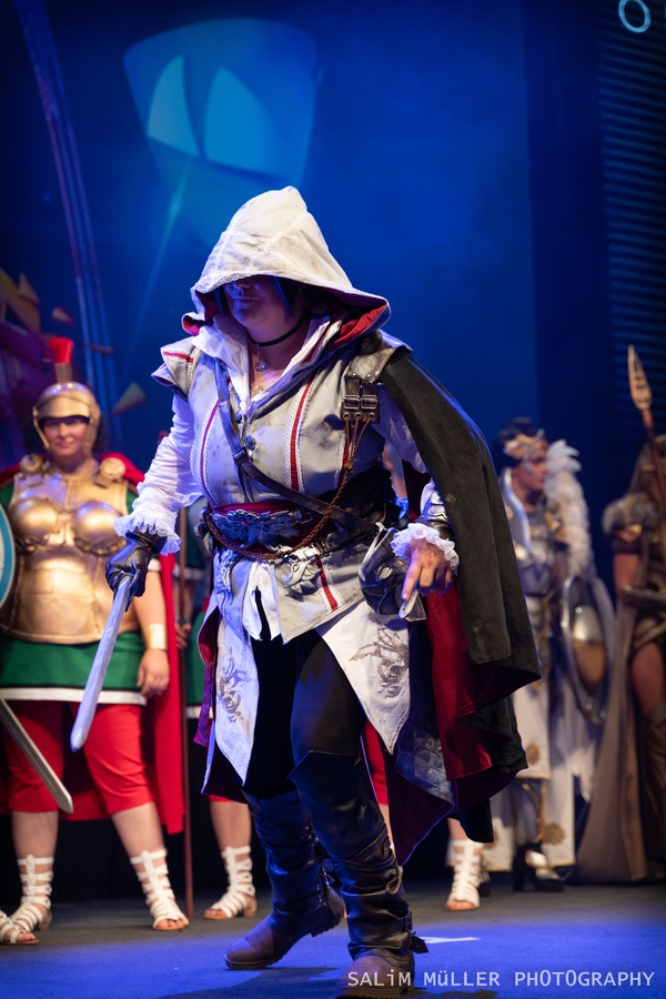Zürich Game Show 2018 - Cosplay Tag 2 - 249
