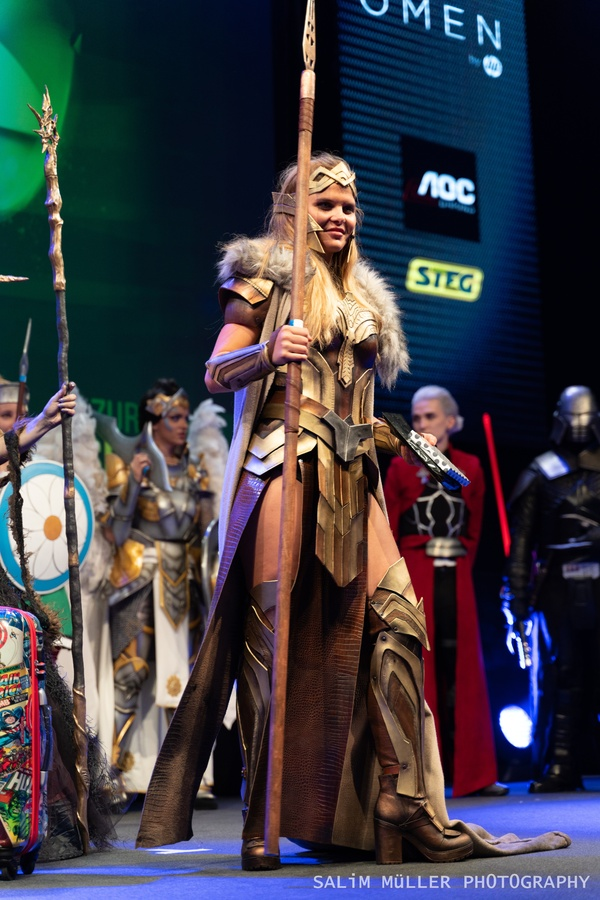 Zürich Game Show 2018 - Cosplay Tag 2 - 262