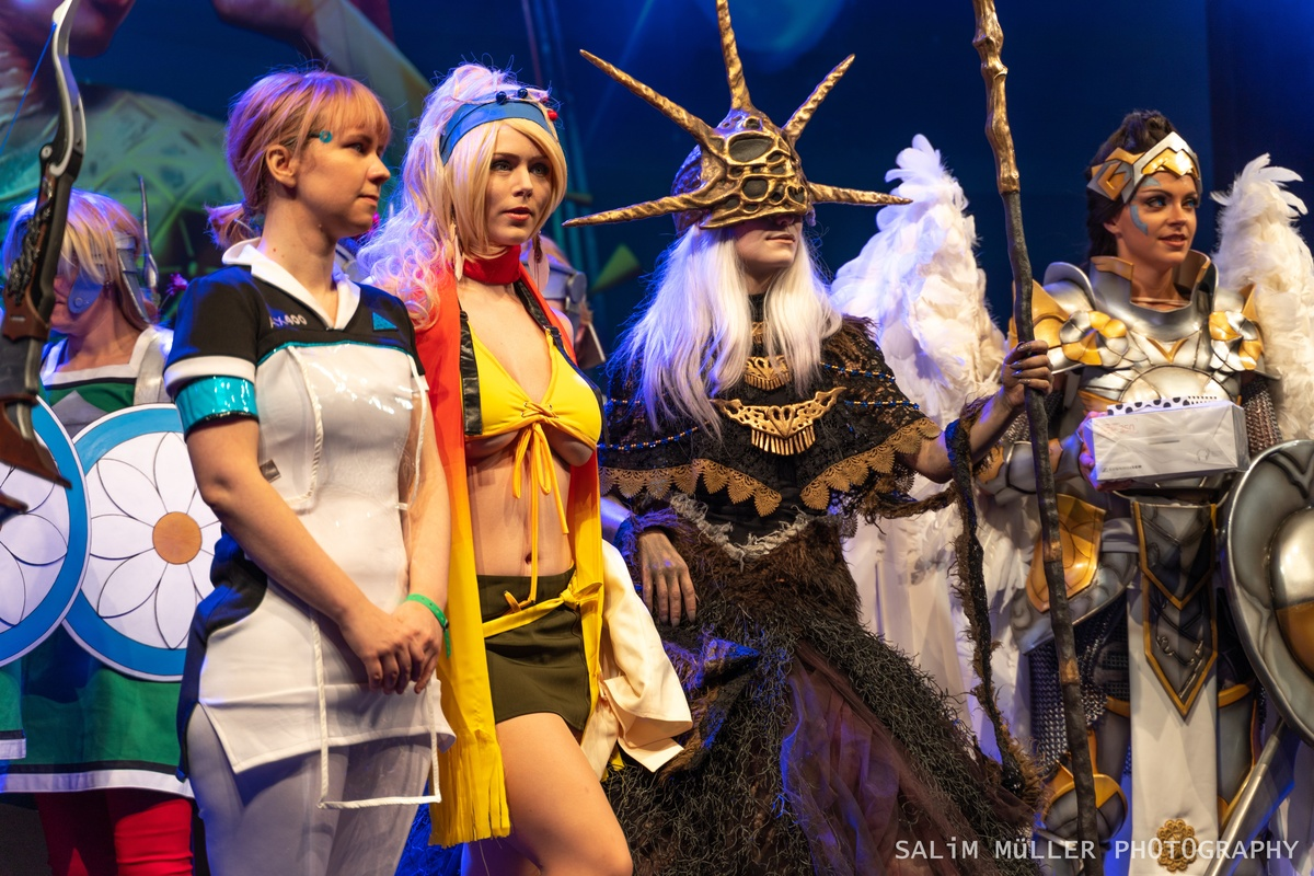 Zürich Game Show 2018 - Cosplay Tag 2 - 287