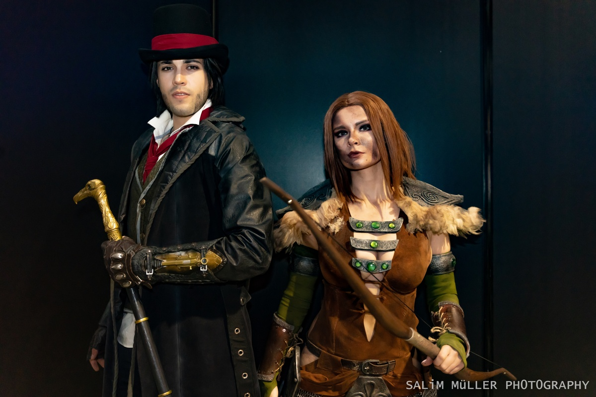 Zürich Game Show 2018 - Cosplay Tag 2 - 298