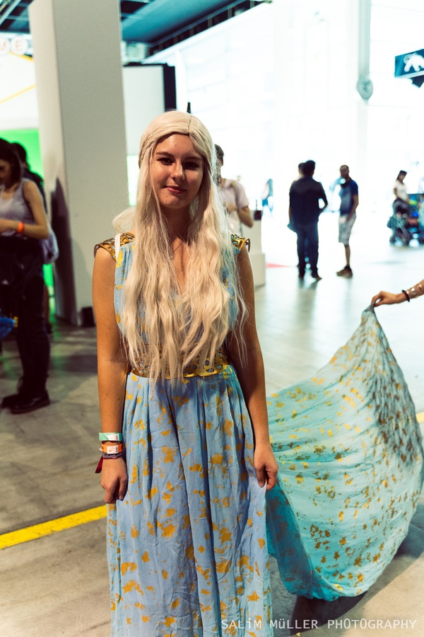Zürich Game Show 2018 - Cosplay Tag 2 - 306