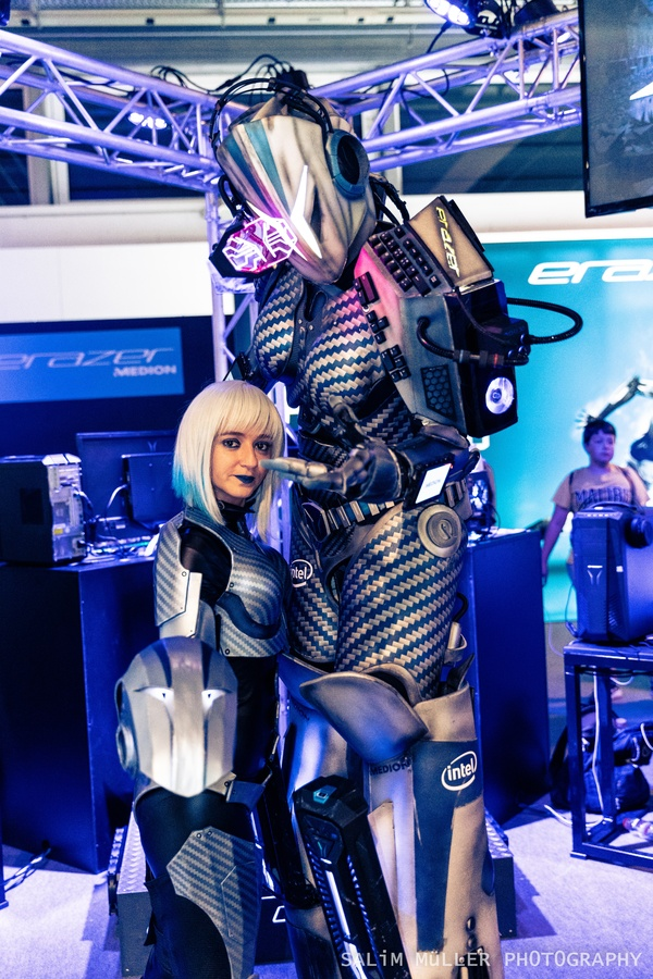 Zürich Game Show 2018 - Cosplay Tag 2 - 313