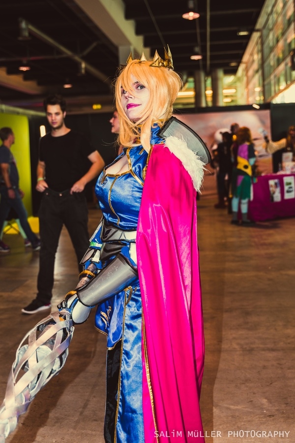 Zürich Game Show 2018 - Cosplay Tag 2 - 341
