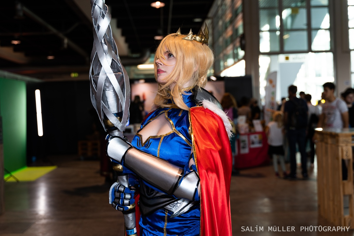 Zürich Game Show 2018 - Cosplay Tag 2 - 343