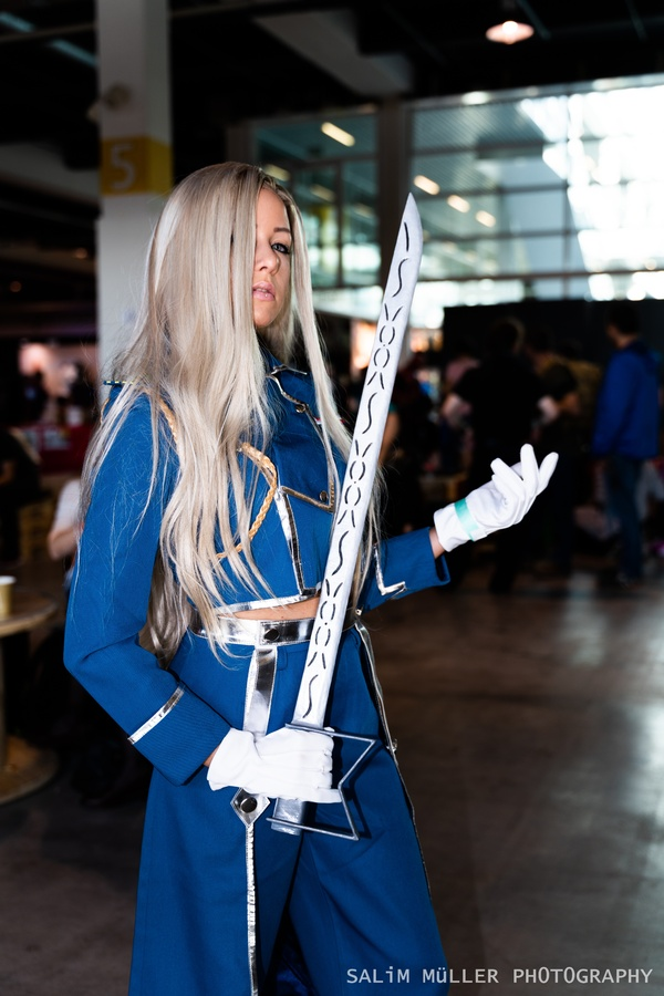 Zürich Game Show 2018 - Cosplay Tag 2 - 345