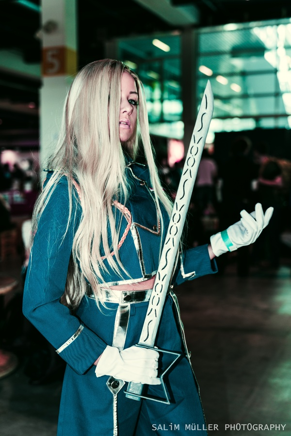 Zürich Game Show 2018 - Cosplay Tag 2 - 346