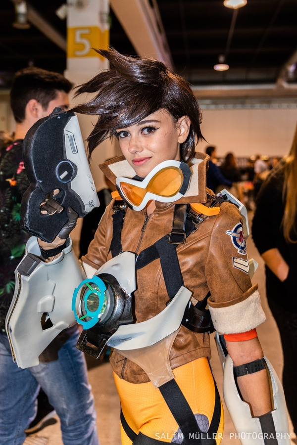 Zürich Game Show 2018 - Cosplay Tag 2 - 352