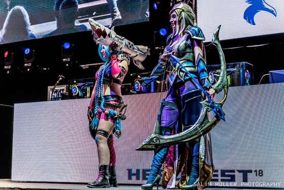 Herofest 2018 - Cosplay - 008