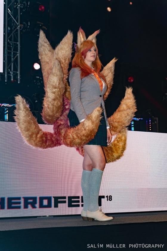 Herofest 2018 - Cosplay - 011