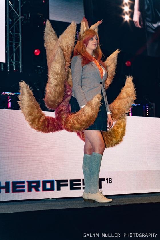Herofest 2018 - Cosplay - 012